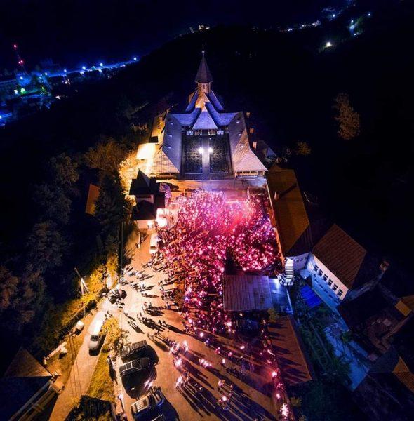 ÎNVIEREA DOMNULUI – Mânăstirea Sfânta Ana Orşova