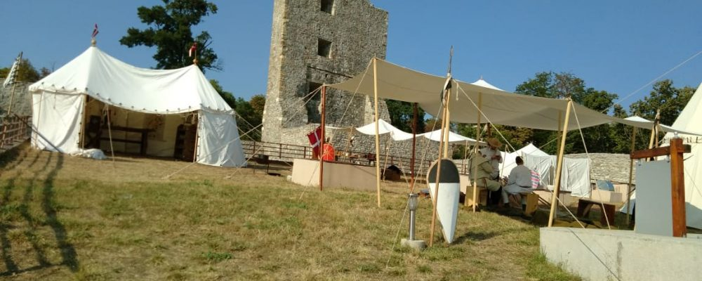 Surprize la Festivalul Medieval al Cetății Severinului